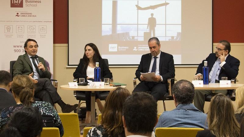Presentación MBA Turismo de IMF Business School