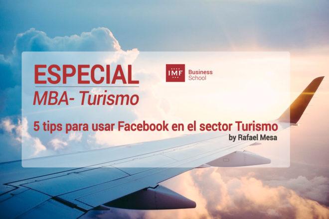 Tips para usar Facebook en el sector Turismo