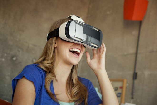 Samsung Gear VR, Realidad Virtual para Deportes