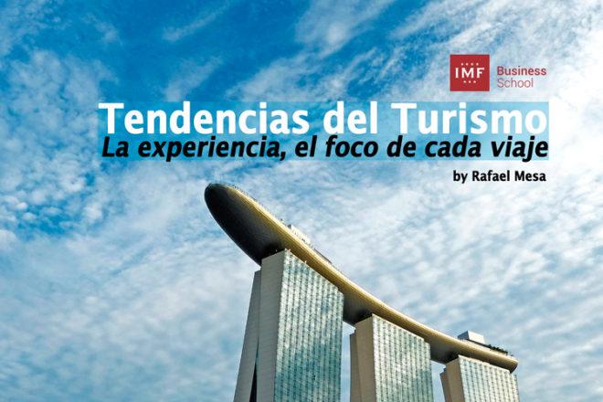 Tendencias del turismo, experiencias