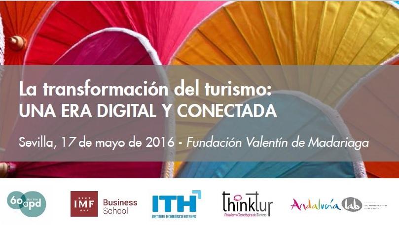 Evento Transformación Digital Sector Turismo
