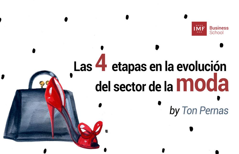 Ton Pernas: 4 etapas evolución sector de la moda