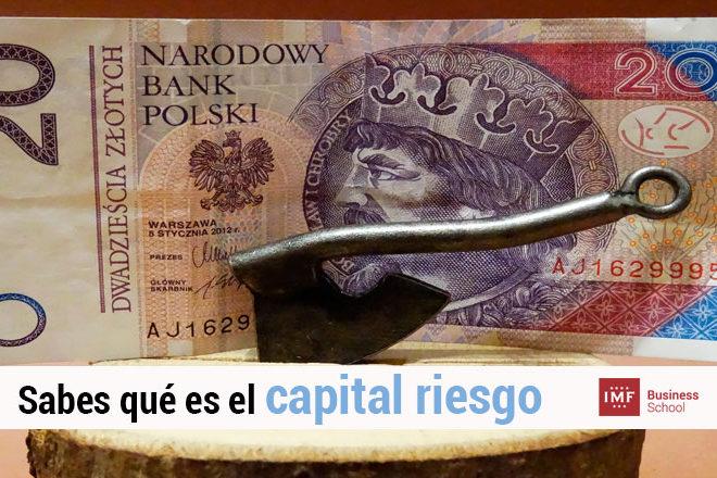 formas de financiar una empresa: el capital riesgo