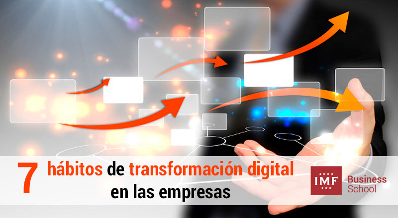 habitos de transformacion digital en las empresas