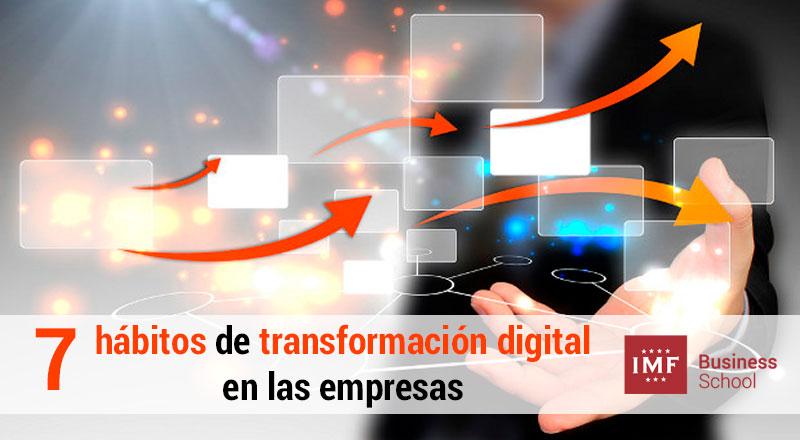 habitos de transformacion digital en las empresas