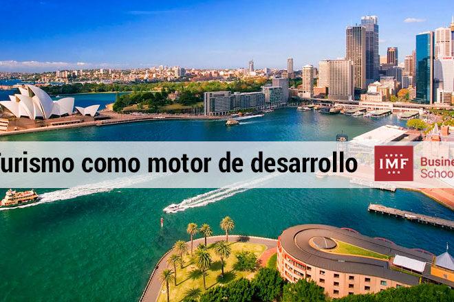 el turismo como motor de desarrollo