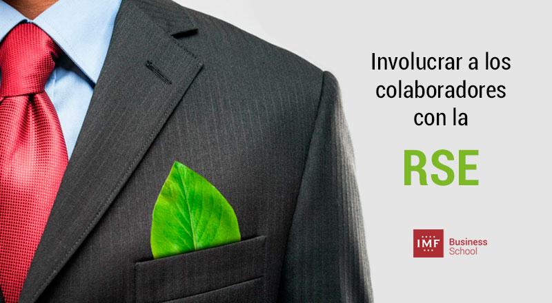 factores clave para involucrar a los colaboradores con la RSE