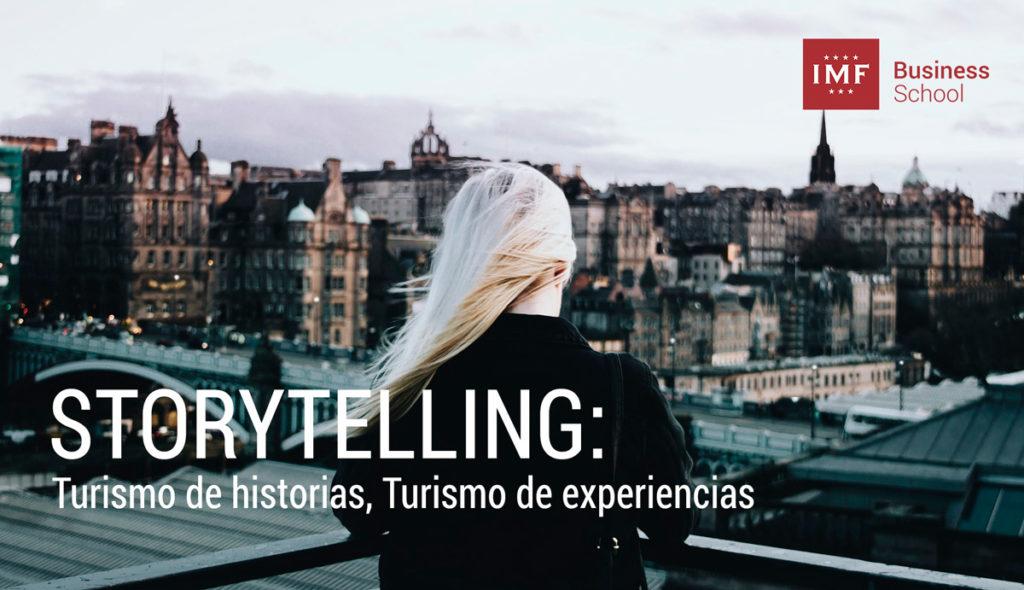 Storytelling Turismo de Experiencias