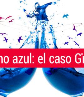 Vino azul Gik