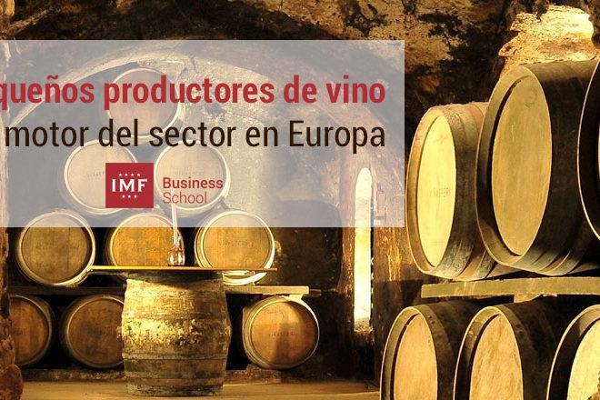 pequenos productores de vino en europa