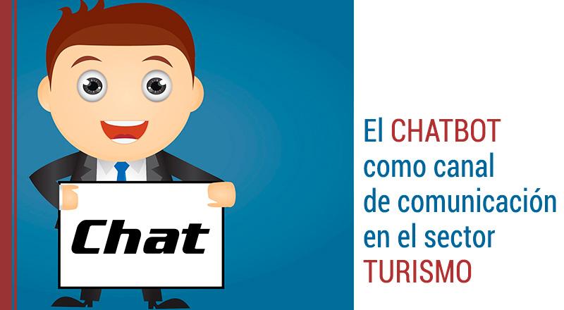 Chatbot, en el sector del turismo