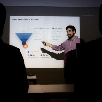 Guillermo Torres, experto en marketing digital
