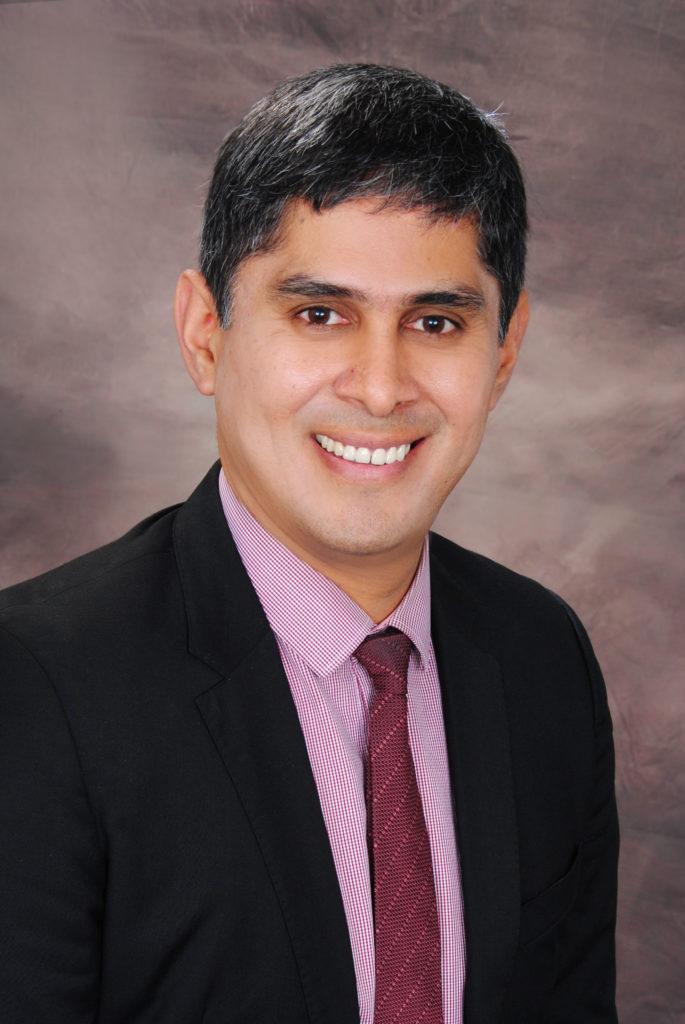 Marco Barboza, experto en Gestión Sanitaria