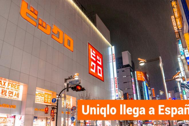 Uniqlo llega a España vs ZARA
