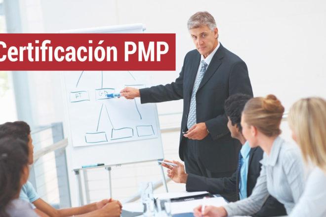 certificacion pmp en dirección de proyectos