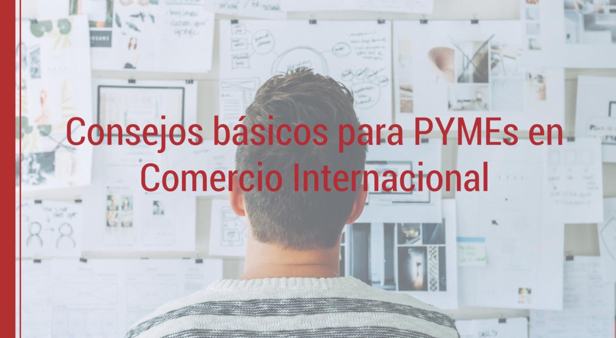 consejos para pymes sobre comercio internacional