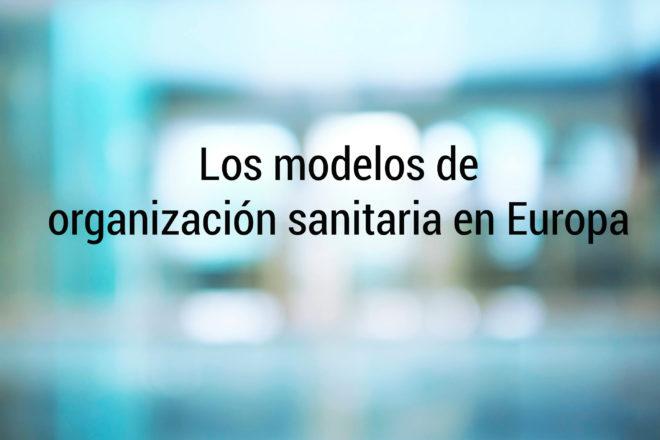organizacion sanitaria en europa