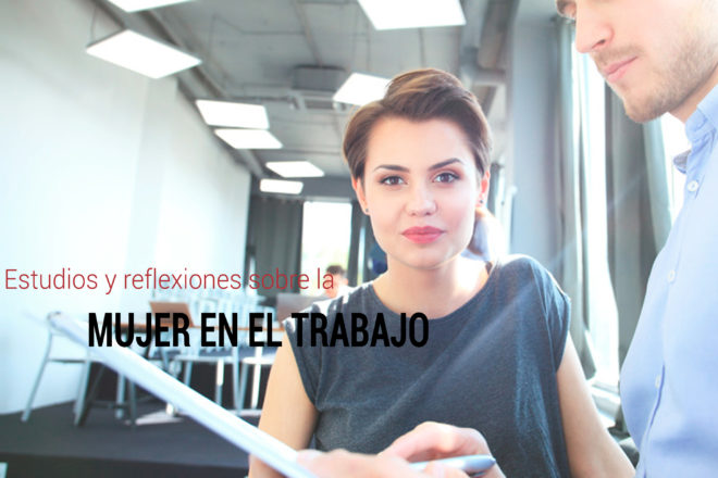 la mujer y el trabajo