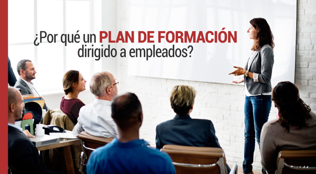 Plan Formación para empleados