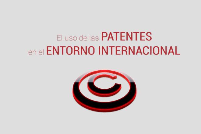 las patentes en el entorno internacional