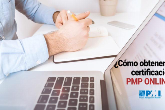 Obtener PMP Online