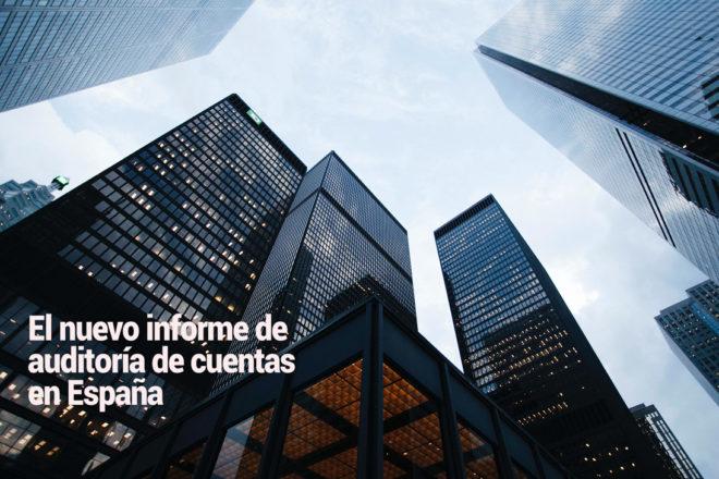 Auditoría de cuentas en España