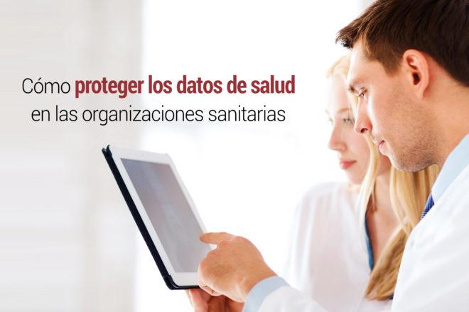 como proteger los datos de salud