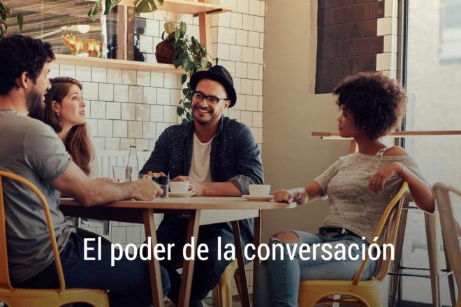 la importancia de la conversacion