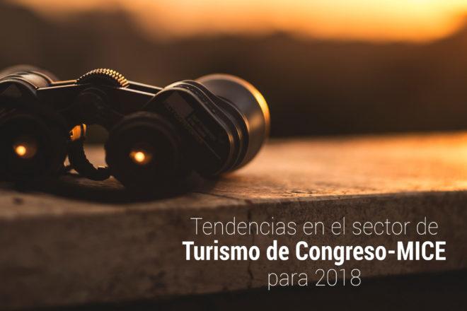 turismo mice 2018