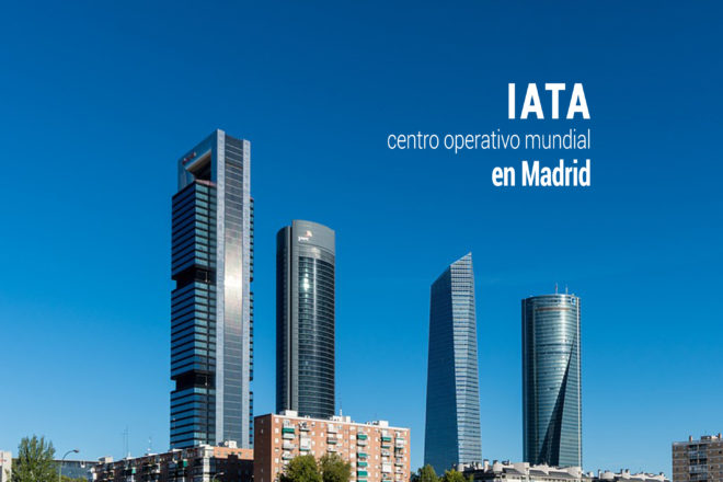 iata instaura centro operativo en madrid