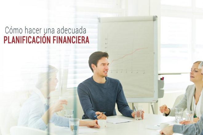 que es una planificacion financiera en la empresa
