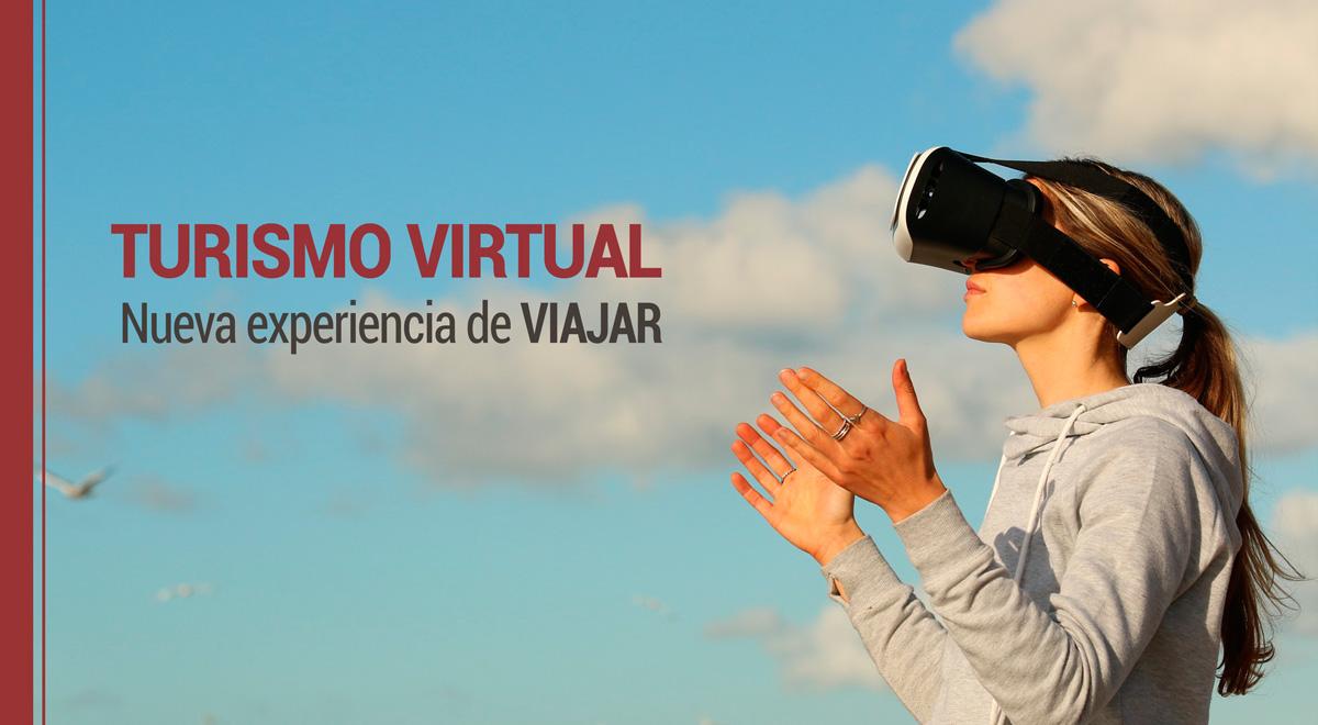 que es el turismo virtual