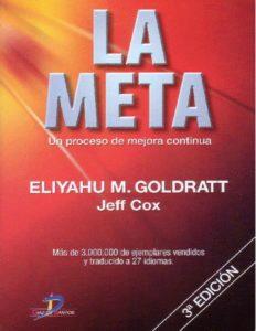 La Meta de Eliyahu M. Goldratt