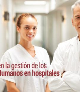 claves de la gestion de recursos humanos en los hospitales