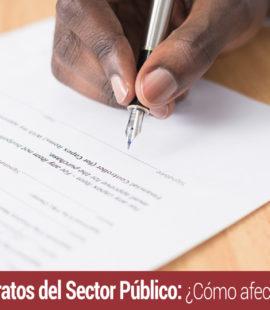 Cómo afecta la nueva Ley de Contratos del Sector Público a la gestión sanitaria