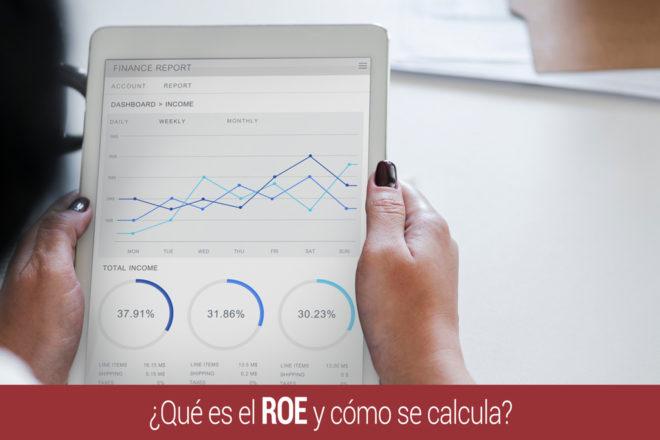 ¿Qué es el ROE, cómo se calcula y para qué sirve?