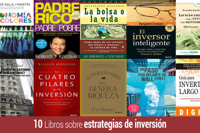 libros sobre estrategias de inversion