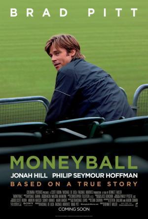 Pelicula emprender Moneyball Brad Pitt