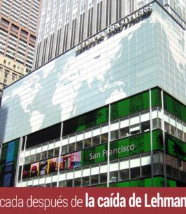 caida crisis financiera lehman brothers