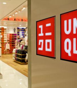 Uniqlo tienda