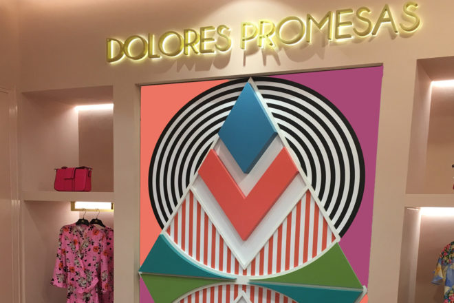 Rethinking de la imagen de Dolores Promesas