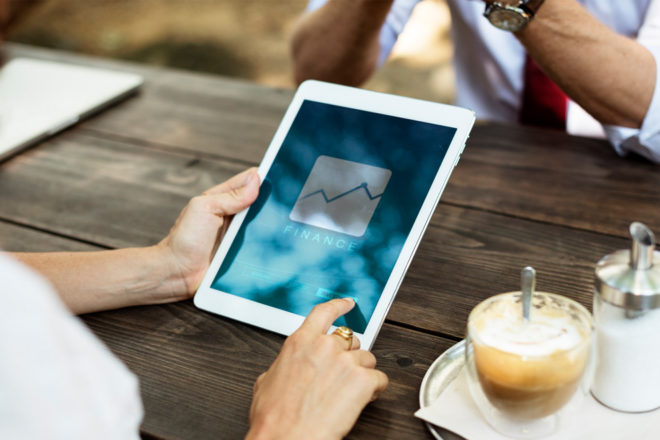 Plataformas online para las facturas del cliente
