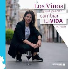 Foto libro Eva Pizarro, sumiller y profesora gastronómica