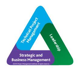 Triangulo del Talento del PMI