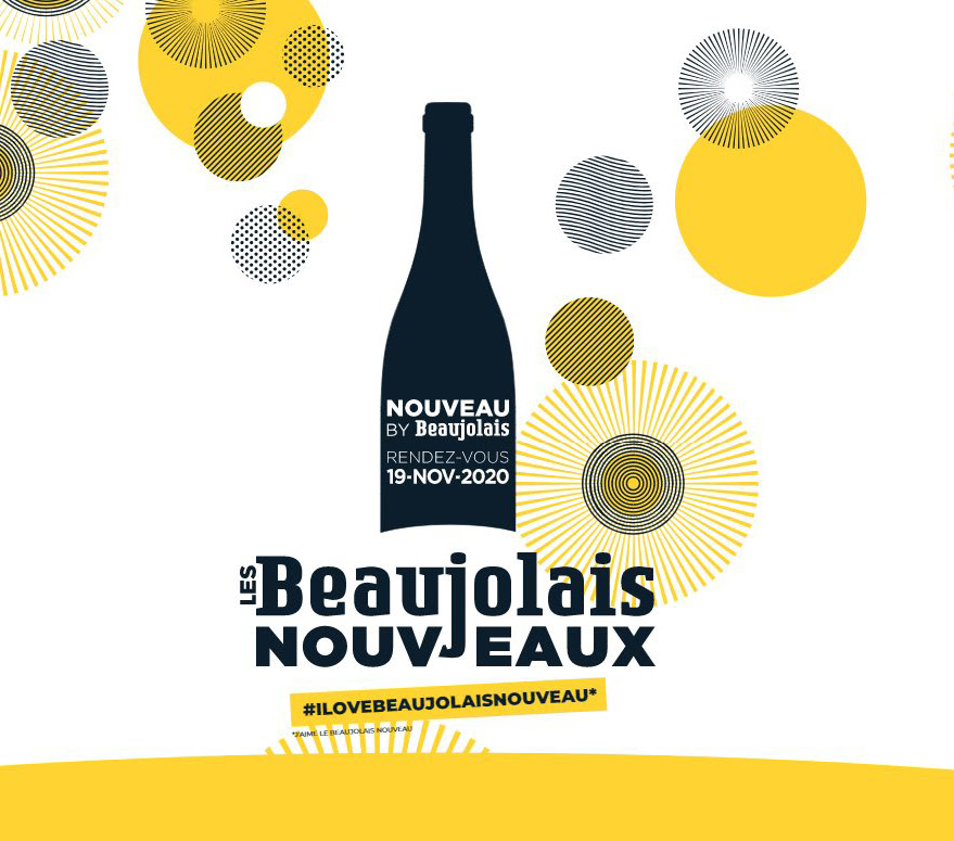 Evento del vino Le Beaujolais Nouveau
