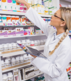 Método Business Canva en industria farmaceútica