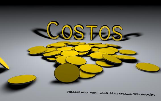 costo, presupuesto del proyecto