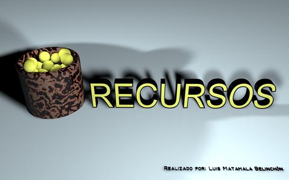 recursos de la triple restricción
