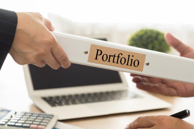 trucos para hacer un portfolio